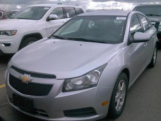 Used 2011 Chevrolet Cruze LT for sale in Waterloo, ON