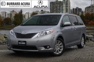 Used 2014 Toyota Sienna XLE 7-pass V6 6A 7 PASS- LEATHER, LOW KM! for sale in Vancouver, BC