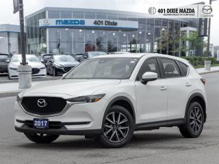 Used 2017 Mazda CX-5 GT ONE OWNER| NO ACCIDENTS| IFNANCE AVAILABLE for sale in Mississauga, ON