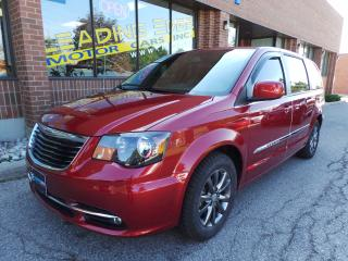 Used 2014 Chrysler Town & Country S Navigation, Entertainmet for sale in Woodbridge, ON