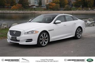 Used 2015 Jaguar XJ 3.0L V6 AWD Sport Edition for sale in Vancouver, BC