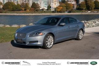 Used 2013 Jaguar XF 3.0L V6 S/C AWD 0.9% Finance for sale in Vancouver, BC