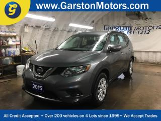 Used 2015 Nissan Rogue SV*AWD*PHONE CONNECT*BACK UP CAMERA*TRACTION CONTROL*ECO/SPORT MODE*CLIMATE CONTROL*AM/FM/XM/CD/AUX/USB/BLUETOOTH* for sale in Cambridge, ON