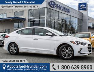 Used 2017 Hyundai Elantra GL ACCIDENT FREE & BC OWNED for sale in Abbotsford, BC