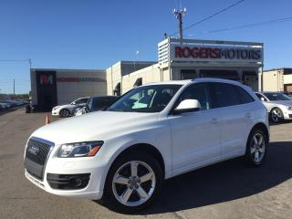 Used 2012 Audi Q5 2.0T QTRO - NAVI - PANORAMIC ROOF for sale in Oakville, ON