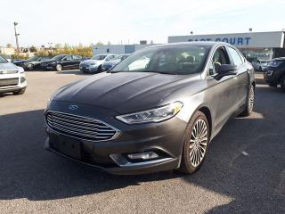 Used 2017 Ford Fusion Titanium for sale in Scarborough, ON