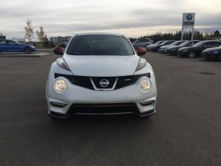 Used 2014 Nissan Juke Nismo AWD CVT for sale in Edmonton, AB