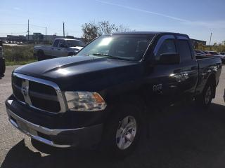 Used 2014 Dodge Ram 1500 ST 4X4! 8 SPEED AUTOMATIC! for sale in Bolton, ON