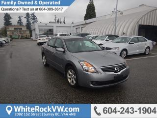 Used 2008 Nissan Altima Hybrid 2.5 S Heated Front Seats, Remote keyless Entry, Cruise Control & Power Moonroof for sale in Surrey, BC
