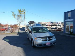 Used 2008 Dodge Grand Caravan SE,WITH REMOTE STARTER,STOW & GO,TOP OF THE LINE for sale in Kitchener, ON