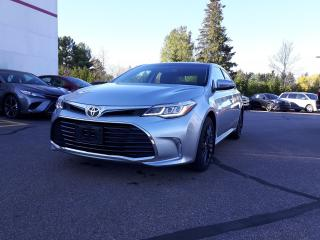 Used 2016 Toyota Avalon Touring  for sale in Ottawa, ON