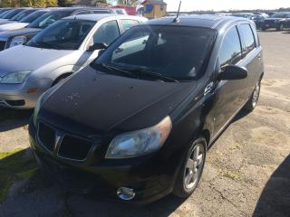 Used 2009 Pontiac G3 SE for sale in Alliston, ON