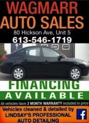 Used 2009 Hyundai Elantra GL for sale in Kingston, ON