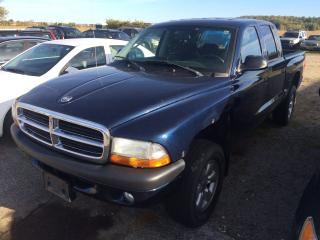 Used 2004 Dodge Dakota Sport for sale in Alliston, ON