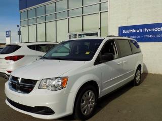 Used 2016 Dodge Grand Caravan SE/SXT for sale in Edmonton, AB