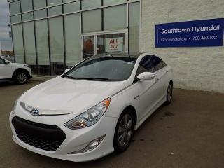 Used 2012 Hyundai Sonata Hybrid for sale in Edmonton, AB