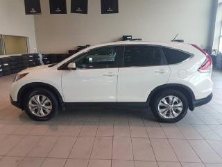 Used 2014 Honda CR-V EX for sale in Red Deer, AB