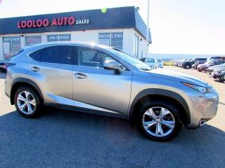 Used 2015 Lexus NX 200t HEAD UP DISPLAY NAVIGATION CAMERA CERTIFIED for sale in Milton, ON