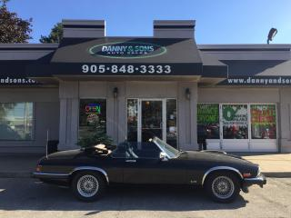Used 1989 Jaguar XJS CONVERTIBLE BABY CHEAP PRICE for sale in Mississauga, ON