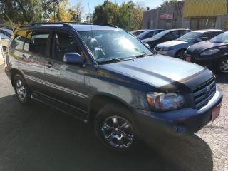 Used 2006 Toyota Highlander for sale in Scarborough, ON