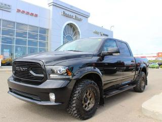 Used 2018 RAM 1500 SPRT for sale in Peace River, AB