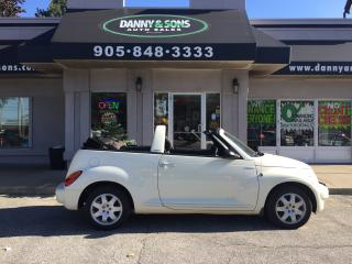 Used 2005 Chrysler PT Cruiser TOURING for sale in Mississauga, ON