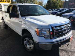 Used 2010 Ford F-150 XLT/AUTO/4WD/6 SEATER/QUAD CAB/DRIVES NEW for sale in Scarborough, ON