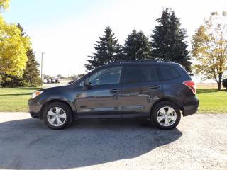 Used 2015 Subaru Forester 2.5i AWD WAGON for sale in Thornton, ON