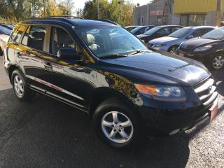 Used 2007 Hyundai Santa Fe GL 5Pass for sale in Scarborough, ON
