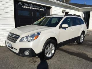 Used 2013 Subaru Outback 2.5i Touring for sale in Kingston, ON