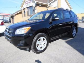 Used 2010 Toyota RAV4 4WD 2.5L Automatic Certified ONLY 79,000KMs for sale in Etobicoke, ON