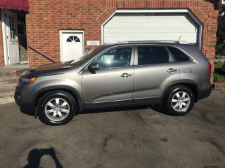 Used 2013 Kia Sorento LX for sale in Bowmanville, ON