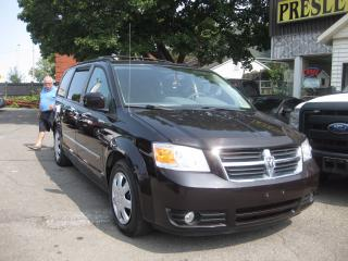Used 2010 Dodge Grand Caravan SXT Loaded AC 7pass Cam DVD PL PM PW for sale in Ottawa, ON