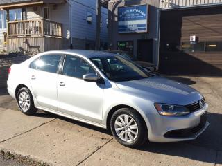 Used 2011 Volkswagen Jetta HEATED SEATS/ BT/ ALLOYS for sale in Kitchener, ON