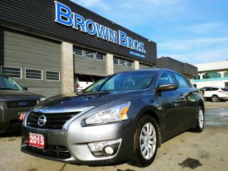 Used 2015 Nissan Altima 2.5 SL for sale in Surrey, BC