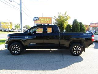 Used 2014 Toyota Tundra SR5 | Low Kilometers | Reverse Cam | Bluetooth for sale in North York, ON