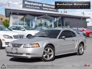 Used 1999 Ford Mustang COUPE AUTOMATIC |NEW TIRES|SHARP LOOKING|FOGS for sale in Scarborough, ON