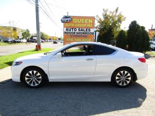 Used 2015 Honda Accord EX-L w/Navi   Leather   Paddle Shift   Sunroof for sale in North York, ON
