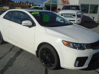 Used 2012 Kia Forte SX LUXURY for sale in Corner Brook, NL