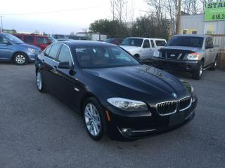 Used 2013 BMW 5 Series 528i xDrive for sale in Pickering, ON