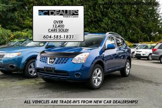 Used 2010 Nissan Rogue SL, Local, No Accidents, Very Clean, Affordable! for sale in Surrey, BC