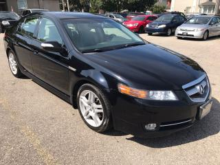 Used 2008 Acura TL 3.2L - SAFETY & WARRANTY INCLUDED for sale in Cambridge, ON
