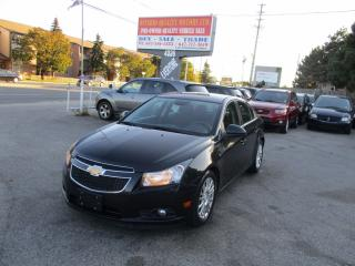 Used 2011 Chevrolet Cruze Eco w/1SA for sale in Scarborough, ON