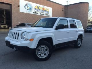 Used 2014 Jeep Patriot North - 4X4 - Bluetooth for sale in Aurora, ON
