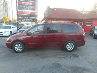 Used 2008 Kia Sedona LX SUPER CLEAN for sale in Scarborough, ON