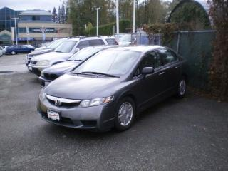 Used 2010 Honda Civic DX-G for sale in Surrey, BC
