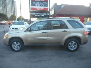 Used 2007 Chevrolet Equinox LS MINT MINT MINT for sale in Scarborough, ON