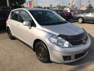 Used 2007 Nissan Versa NO ACCIDENT/LOW KMS - SAFETY & WARRANTY INCLUDED for sale in Cambridge, ON