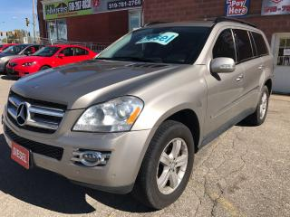Used 2008 Mercedes-Benz GL320 CDI DIESEL/7 SEATS- SAFETY/WARRANTY INCLUDED for sale in Cambridge, ON