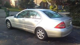 Used 2004 Mercedes-Benz C240 4Matic Elegance for sale in Ancaster, ON